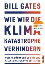 Wie wir die Klimakatastrophe verhindern - Cover