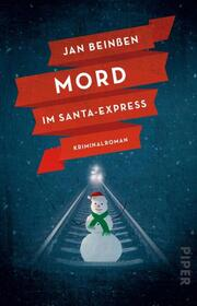 Mord im Santa-Express - Cover
