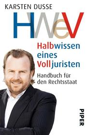 Halbwissen eines Volljuristen/HWeV