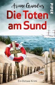 Die Toten am Sund - Cover