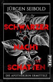 Schwarzer Nachtschatten - Cover
