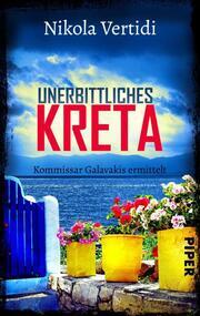 Unerbittliches Kreta - Cover