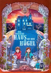 Das magische Haus auf dem Hügel - Cover