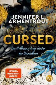 Cursed - Die Hoffnung liegt hinter der Dunkelheit - Cover