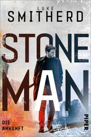 Stone Man. Die Ankunft - Cover
