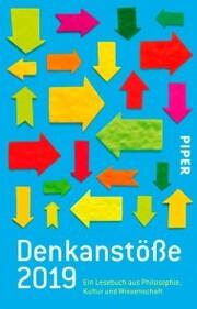 Denkanstöße 2019 - Cover