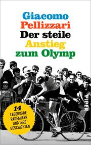Der steile Anstieg zum Olymp