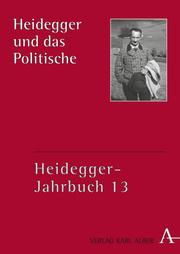 Heidegger und das Politische - Cover