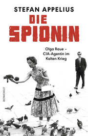 Die Spionin - Cover