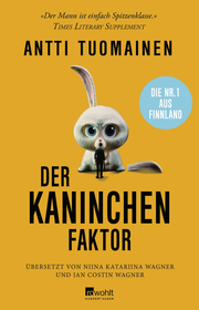 Der Kaninchen-Faktor - Cover