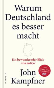 Warum Deutschland es besser macht - Cover