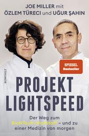 Projekt Lightspeed - Cover