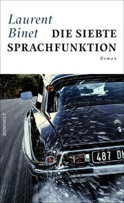 Die siebte Sprachfunktion - Cover