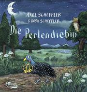 Die Perlendiebin - Cover