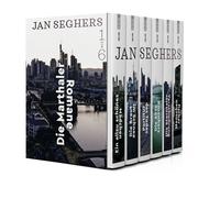 Die Marthaler-Romane - Cover