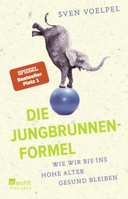 Die Jungbrunnen-Formel - Cover