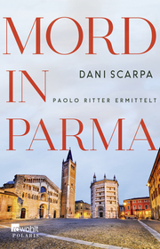Mord in Parma - Cover