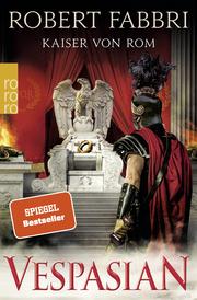 Vespasian: Kaiser von Rom - Cover