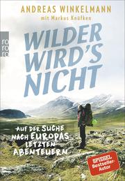 Wilder wird's nicht - Cover