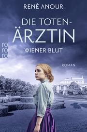 Die Totenärztin: Wiener Blut - Cover