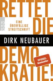 Rettet die Demokratie! - Cover
