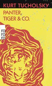 Panter, Tiger & Co. - Cover