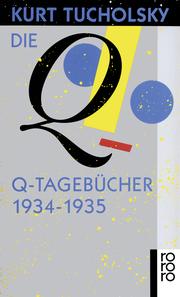 Die Q-Tagebücher 1934-1935