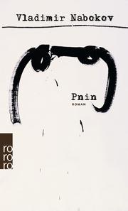 Pnin - Cover