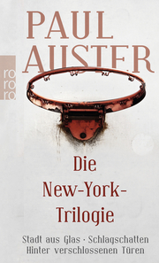 Die New-York-Trilogie - Cover