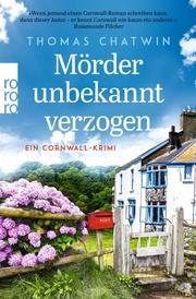 Mörder unbekannt verzogen - Cover