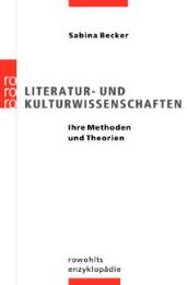 Literatur- und Kulturwissenschaften