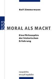 Moral als Macht