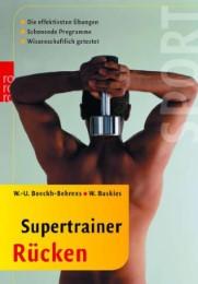 Supertrainer Rücken