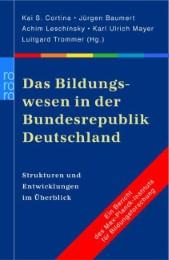 Das Bildungswesen in der Bundesrepublik Deutschland