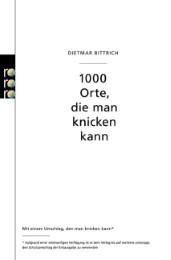 1000 Orte, die man knicken kann