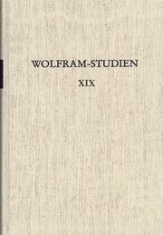 Wolfram-Studien XIX