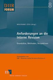 Anforderungen an die Interne Revision