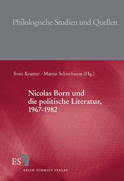 Nicolas Born und die politische Literatur, 1967-1982