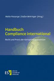 Handbuch Compliance international