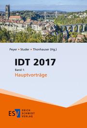 IDT 2017, Band 1