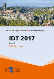 IDT 2017, Band 2