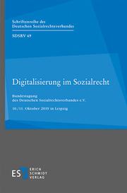 Digitalisierung im Sozialrecht