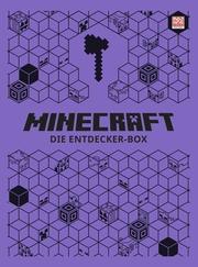 Minecraft - Die Entdecker-Box. Geschenkschuber mit drei exklusiven Sonderausgaben, Poster, Türhänger und jede Menge Rätselspaß