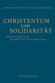 Christentum und Solidarität