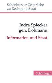 Information und Staat