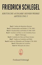 Kritische Ausgabe seiner Werke