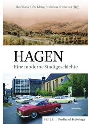 Hagen - Cover