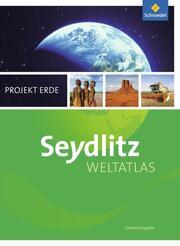 Seydlitz Weltatlas Projekt Erde - Aktuelle Gesamtausgabe