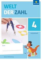 Welt der Zahl - Ausgabe 2016 für Baden-Württemberg