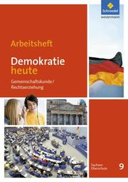 Demokratie heute - Ausgabe 2016 für Sachsen